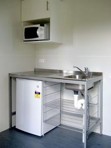 Caravan-kitchen