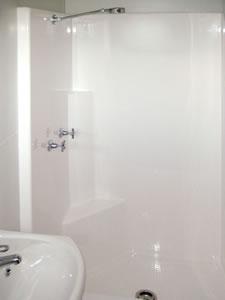 Caravan-shower