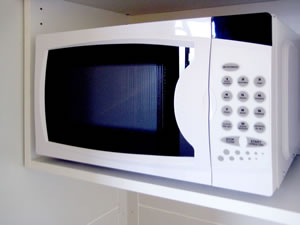 Site-office-microwave