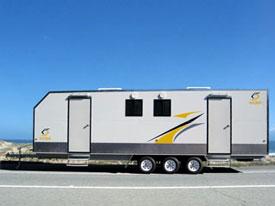 Industrial Caravan